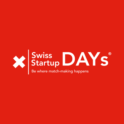 Meet us at the Swiss Startup Days