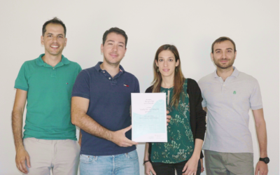 We are proud to announce that Aesyra obtained the Innosuisse Certificate!